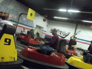 WhirlyBall and Lasersport is all-ages fun for church groups and more!