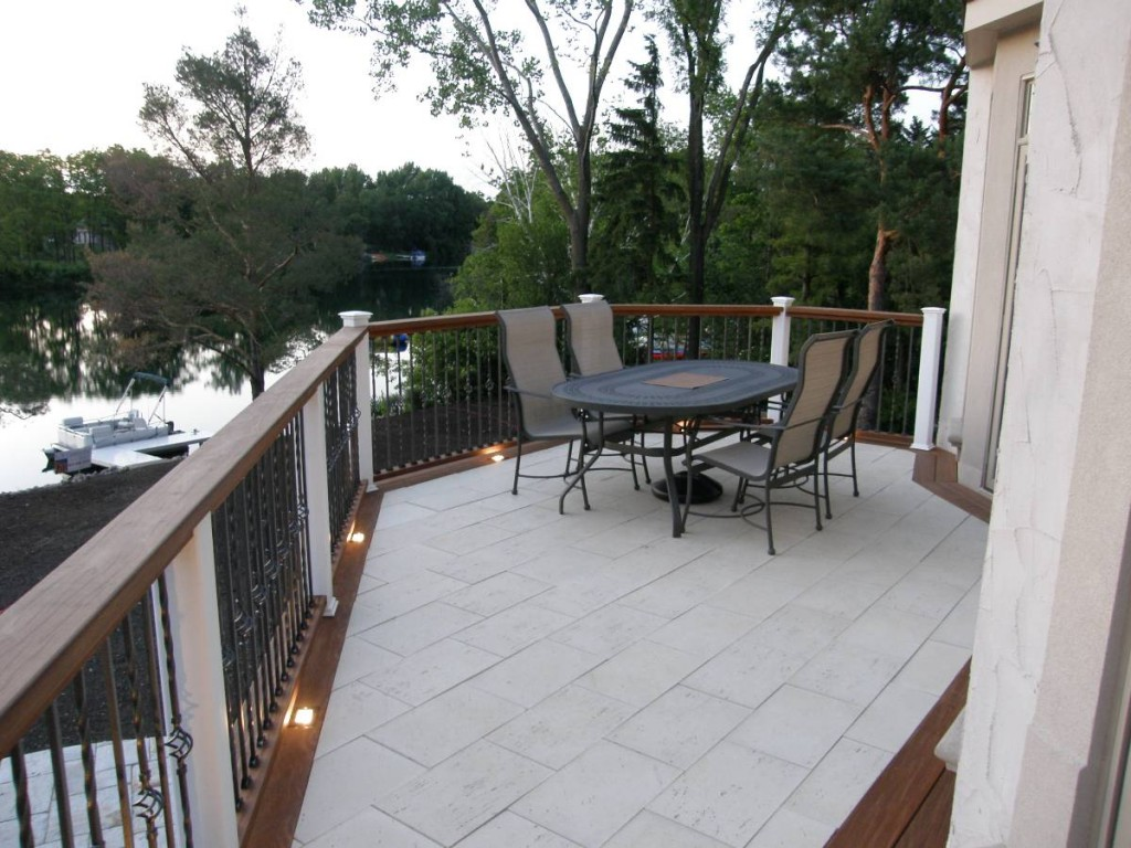 Silca system can make your balcony remodeling project a for Balcony renovation