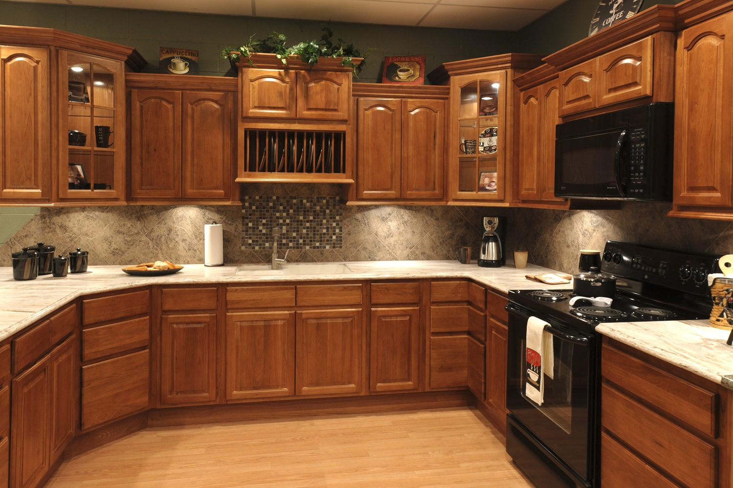 Windy hill hardwoods beautiful jmark kitchen cabinet kitchen tile ideas for hickory cabinets