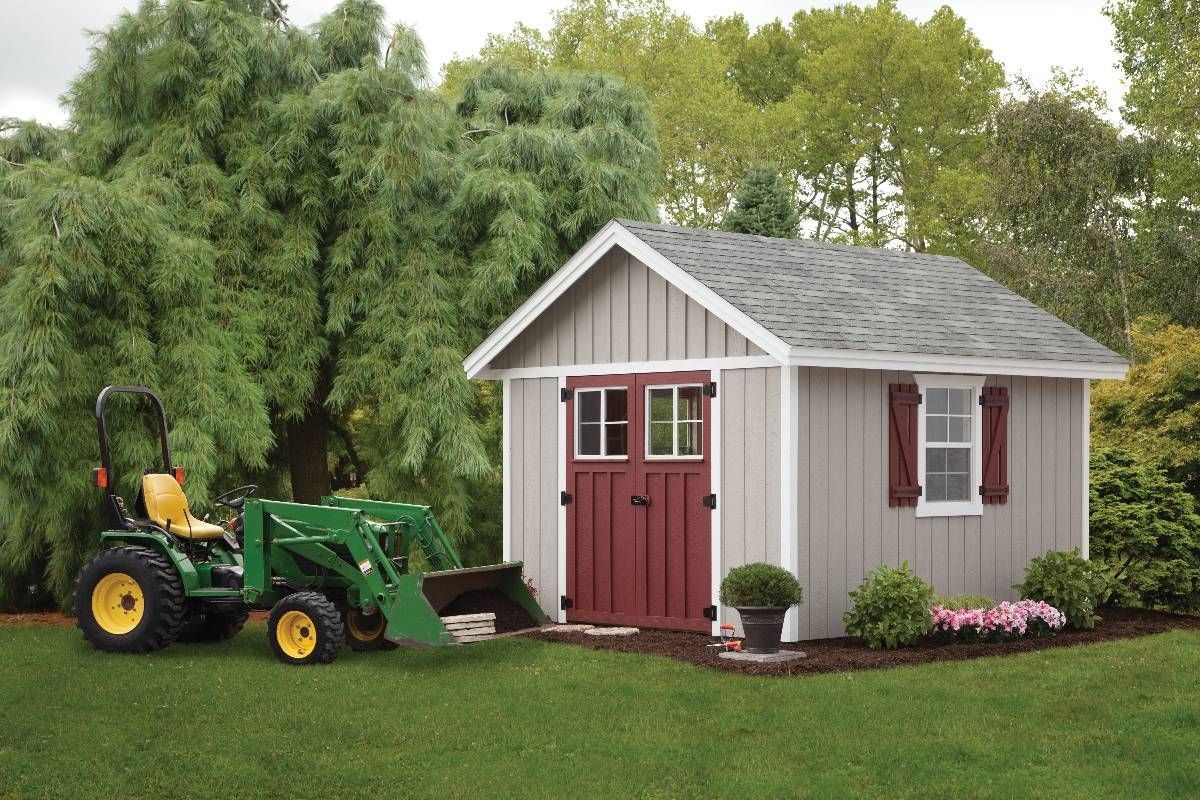 twin oaks barns stylish storage solution for your canton ohio