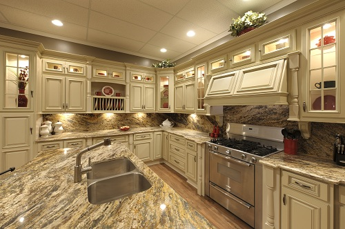 Windy Hill Hardwood Inexpensive Kitchen Cabinets for Your