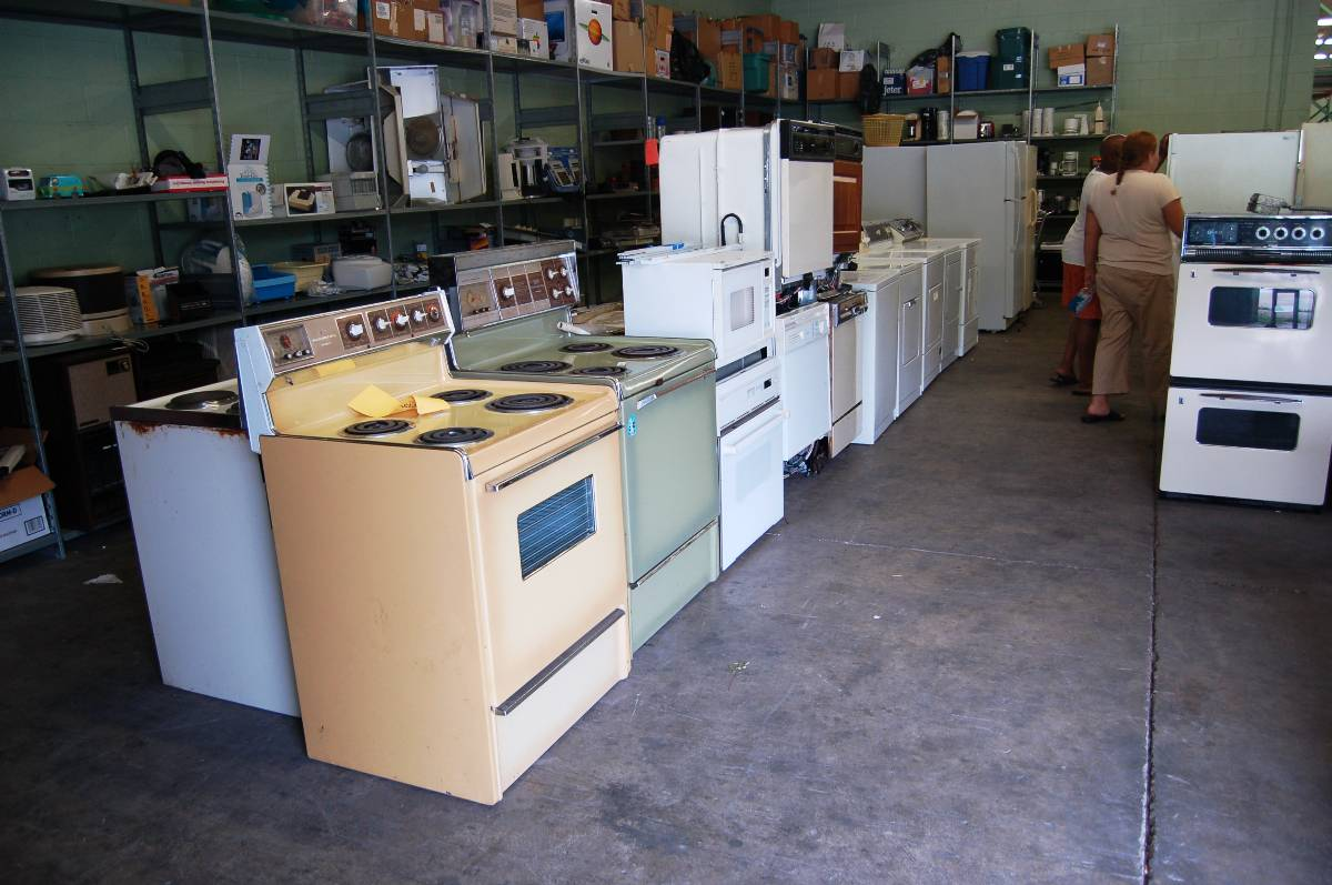 Kitchen Appliance Stores Greensboro Nc