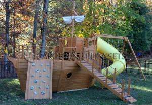 Find Play Mor Boat Playsets At Carolina Playsets In North