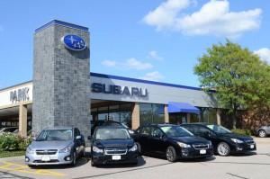 Park Subaru_Lot1