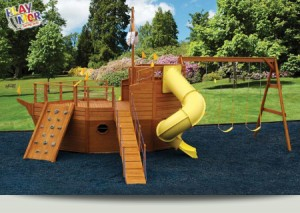 Visit buckeye buildings in lancaster for play mor outdoor - Wooden pirate ship outdoor ...