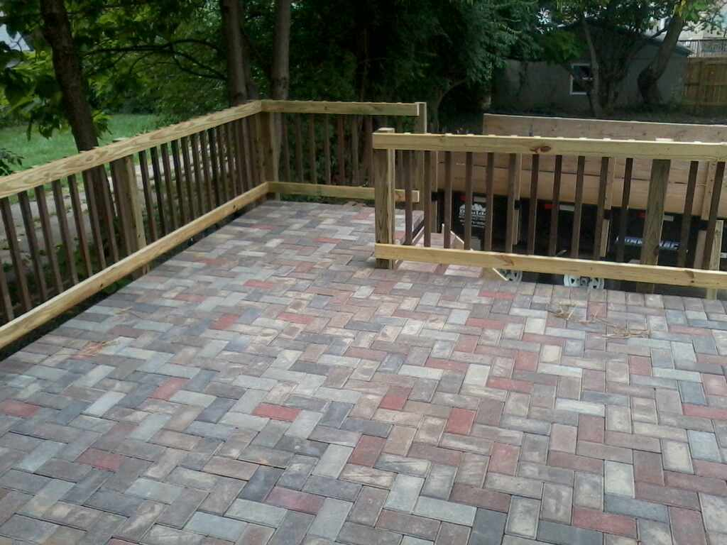 Silca System Avoid The Hassle Of A Sinking Patio In Your