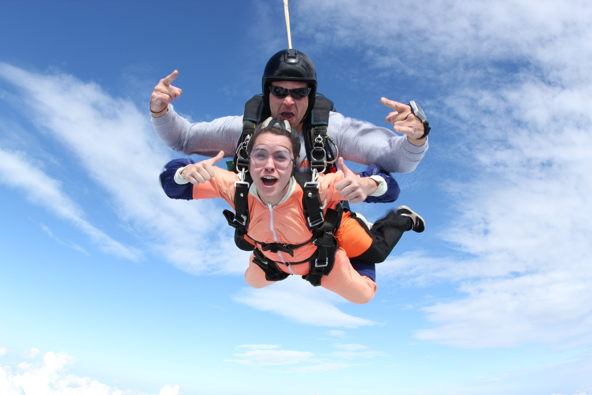 Skydiving Training Class: Cleveland Skydiving Center in ...