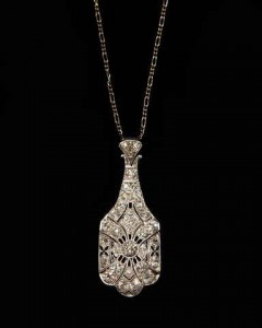 Best place to buy antique diamond necklaces