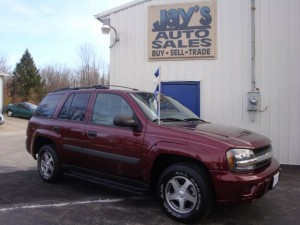 Jay's Auto Sales_Chevy Trailblazer