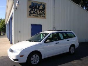 Jay's Auto Sales_Family Car
