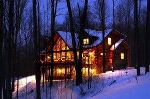 Fairview Log Homes_Exterior