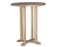 Furnishing Your Yard With Teak Bar Stools And Tables ...