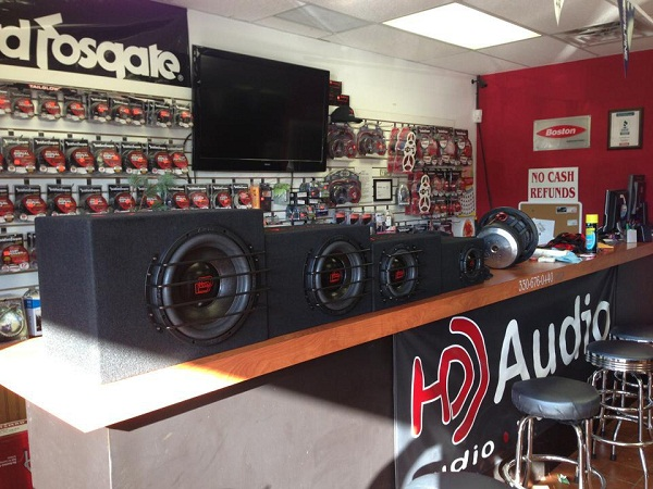 Call Hd Audio Of Kent  Ohio For Car Stereo Installation