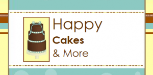 4.Happy Cakes logo
