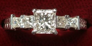 Where to buy table cut diamonds in Canton, Oh