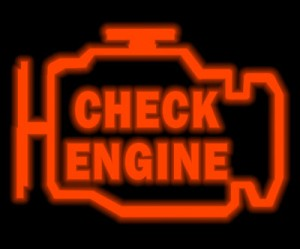 1st Quality_Check Engine Light