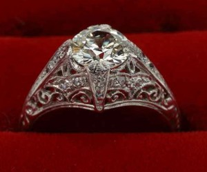 Buy Edwardian Filigree Rings in Canton Massillon