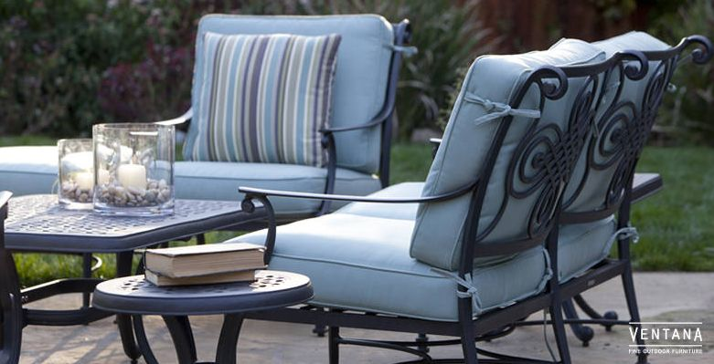New Patio Set Near Walnut Creek California At Terra