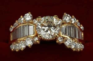 Kurt Wayne Diamond Ring - buy locally in Canton