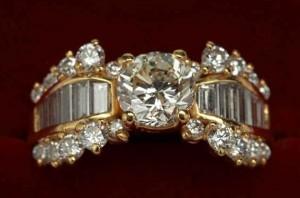 Kurt Wayne Diamond Ring - buy locally in Canton