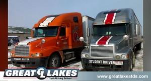 great lakes truck driving_2 semis