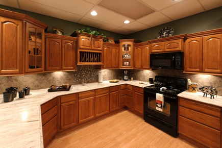 How Well Does Cherry Wood Hold Up For Kitchen Cabinets