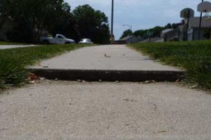 Champion Concrete Leveling_Uneven Sidewalk