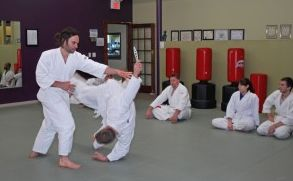 The Silent Mind_Adult Aikido