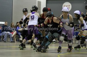 Fraley Memory Productions_Roller Derby