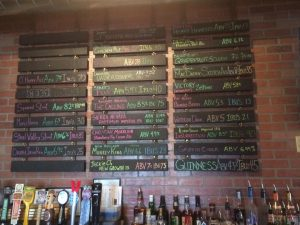 OBC_Tap List
